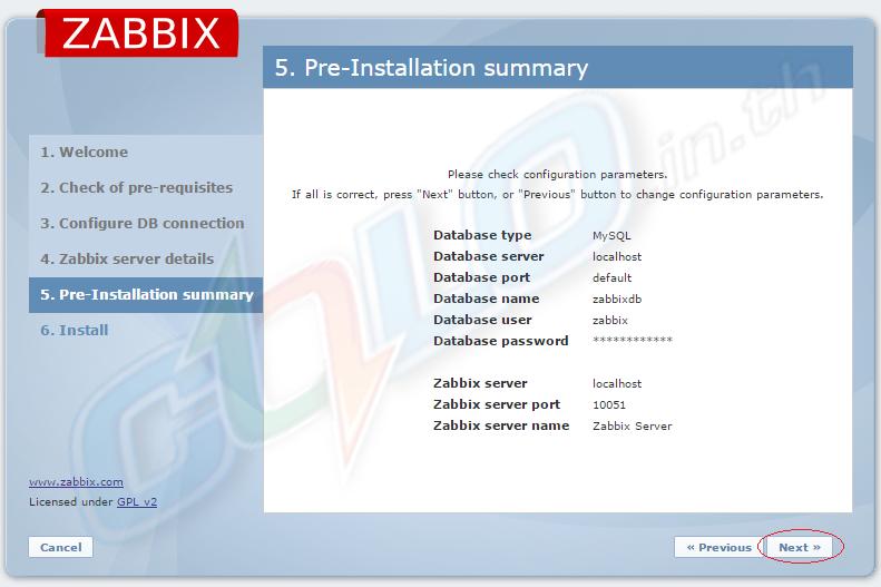 Zabbix Server