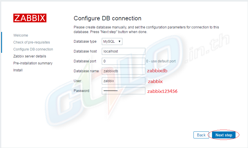 Zabbix Server 3.2